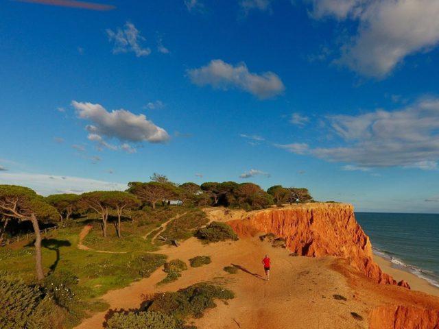 The Algarve cliffs