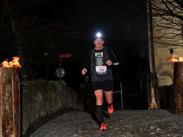 Run202020: Running into the New Year in wintry Zurich