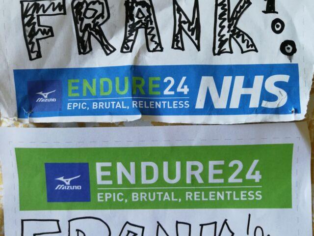 endure numbers resize