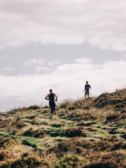 Peak X runners - by Jake Baggaley